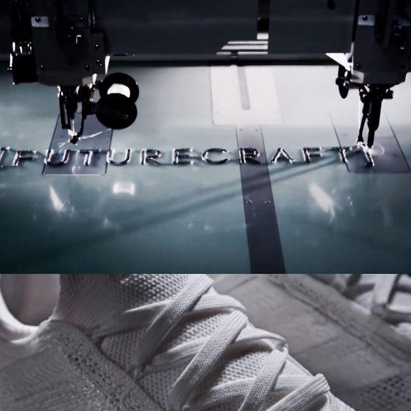 """Se espera que el proceso de """"Futurecraft"""" de Adidas marque el camino para que las grandes firmas de indumentaria y calzado deportivo abandonen el modelo de producción """"low-cost"""" asiático"""