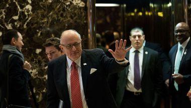 Rudolph Giuliani no integrará el gabinete de Donald Trump. (Drew Angerer/Getty Images)
