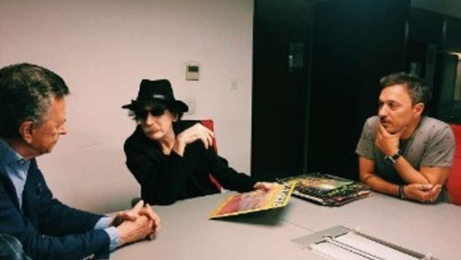 Charly García sacará un nuevo disco