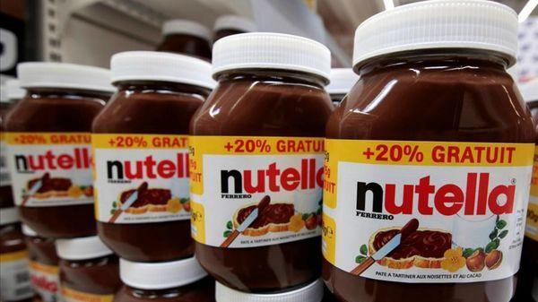 Nutella es el producto más popular de Ferrero. Representa una quinta parte de sus ingresos