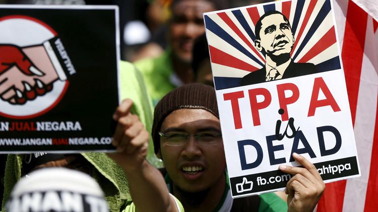 ¿Qué pasará con los países latinoamericanos que firmaron el TPP?