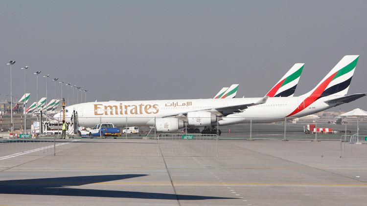 La aerolínea Emirates cambia tripulaciones tras el decreto de Trump sobre los inmigrantes musulmanes