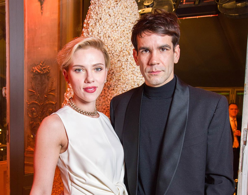 Scarlett y Romain