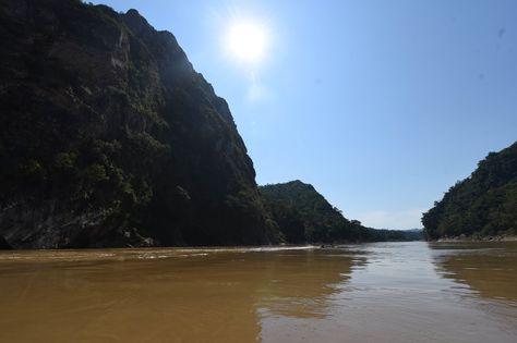 La reserva del Madidi, donde se ha proyectado la construcción de la represa de El Bala. Foto: Wara Vargas