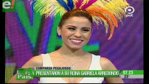 Gabriela Arredondo es la reina de los Pegajosos