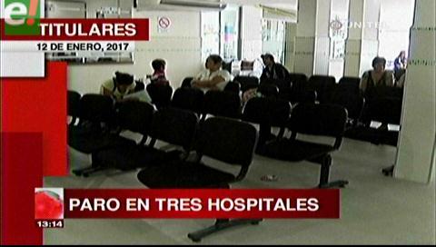 Video titulares de noticias de TV – Bolivia, mediodía del jueves 12 de enero de 2017