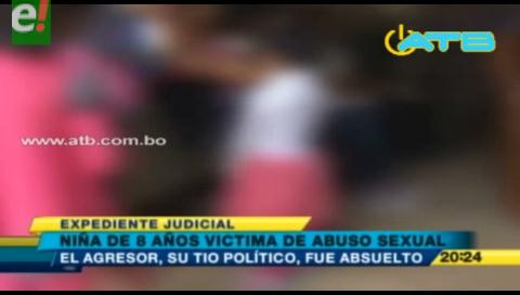 Niña de 8 años es víctima de abuso sexual por su tío político