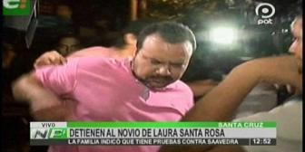 Detienen a Holding Saavedra por el caso Santa Rosa