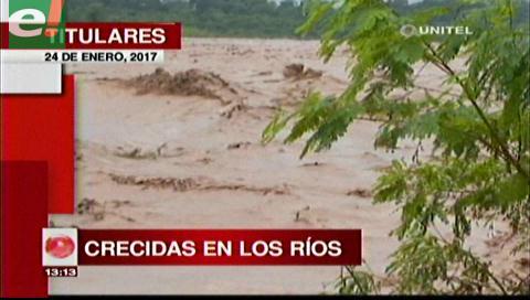 Video titulares de noticias de TV – Bolivia, mediodía del martes 24 de enero de 2017