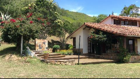Samaipata: En venta propiedad de 4000 m2