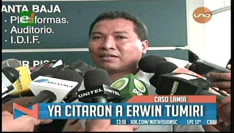 Caso LaMia: comisión de fiscales llegará a Cochabamba para tomar declaraciones a Tumiri