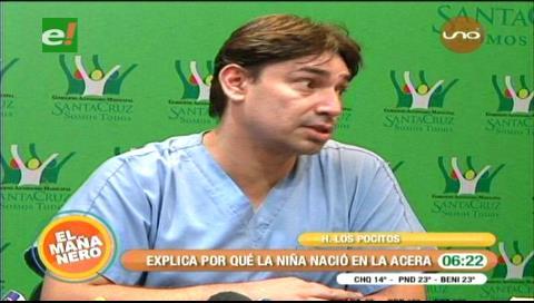 Niegan falta de atención a embarazada en el Hospital Los Pocitos