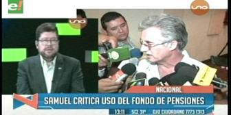 Doria Medina cree que hay elementos político electorales en el acuerdo CAO-Gobierno