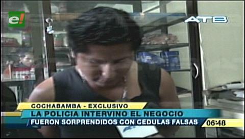 Cochabamba: Policía detiene a un falsificador de documentos de identidad