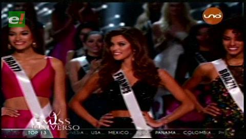 Las 13 semifinalistas del Miss Universo 2016