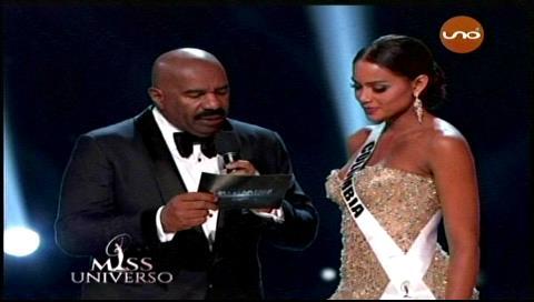 Las respuestas de las tres finalistas del Miss Universo 2016