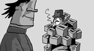 Caricaturas de Bolivia del martes 24 de enero de 2017