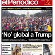 Portadas de la prensa internacional del domingo 22 de enero de 2017