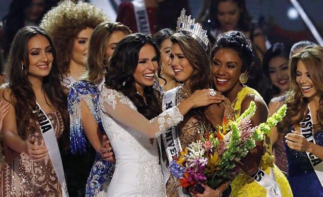 Miss Universo, Miss Bulgaria, Violina Ancheva