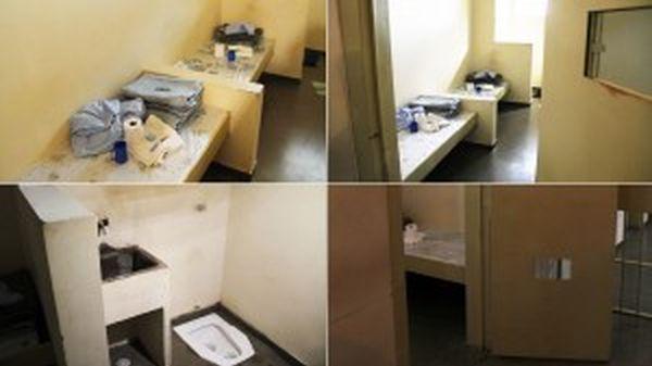 Así son las celdas de los políticos y empresarios encarcelados por corrupción en Brasil (AFP)