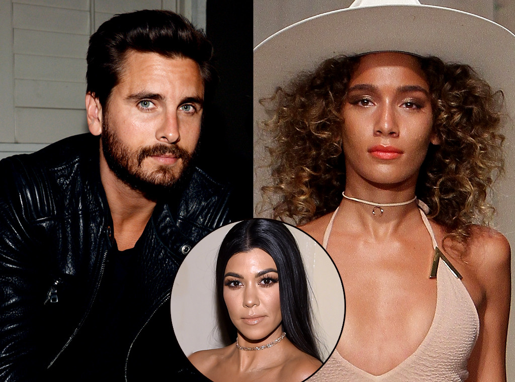 Scott Disick, Kourtney Kardashian, J Lynne