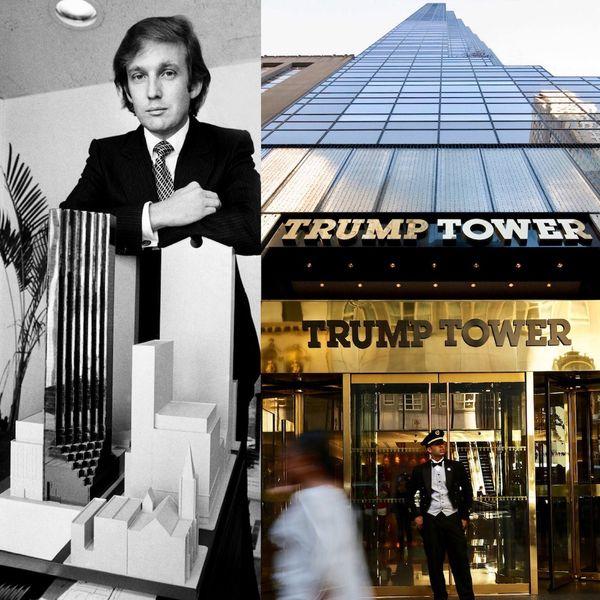 El proyecto más emblemático del magnate de los bienes raíces nació con la finalidad de revitalizar el distrito de Midtown, en una Nueva York que para la década del ochenta se encontraba golpeada por la delincuencia y el desempleo
