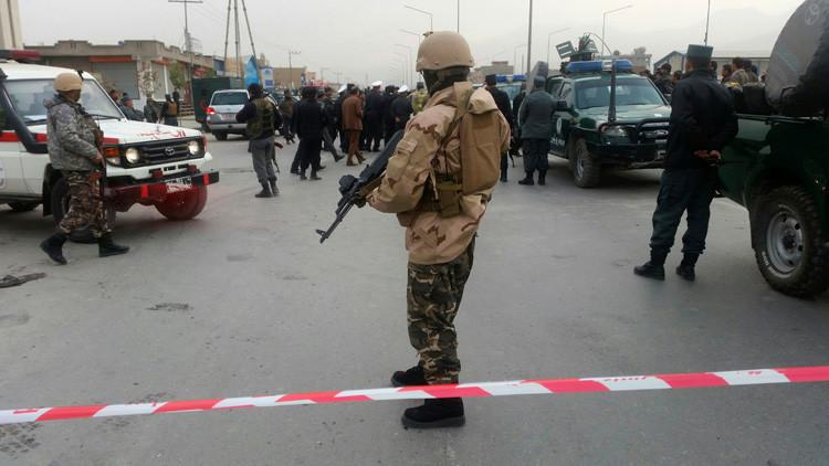 Se registra una explosión cerca de la Corte Suprema de Kabul