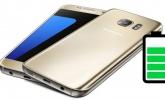 Test de batería del Samsung Galaxy S7 edge con Android 7 Nougat