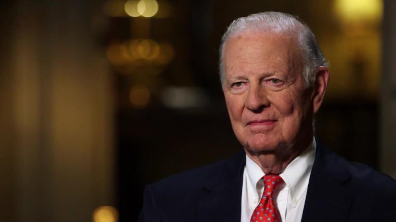James Baker es la única persona que ha trabajado en la Casa Blanca como jefe de gabinete, secretario del Tesoro y secretario de Estado.