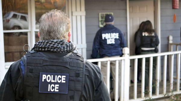 Activistas criticaron los operativos de las autoridades norteamericanas (Reuters)