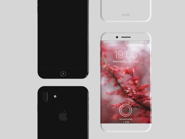 iPhone 8 de 5 pulgadas
