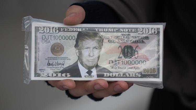 Los demócratas recurren a una ley casi nunca invocada para hacer públicos los ingresos de Trump