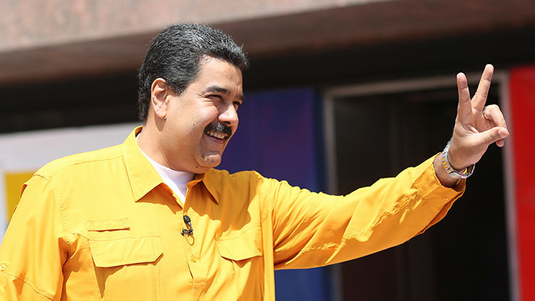 Maduro a la CNN: