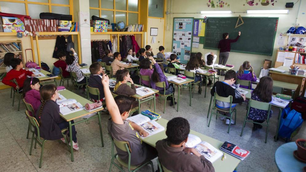 Foto: Educación. (IStock)
