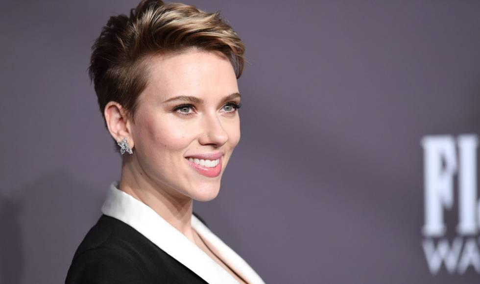 Scarlett Johansson, el pasado 8 de ferebro en Nueva York.