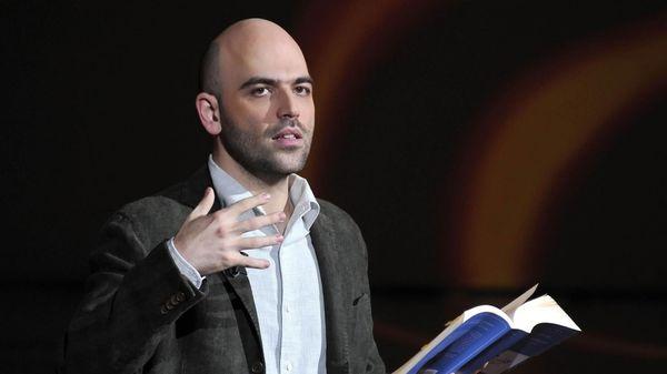 El periodista y escritor Roberto Saviano