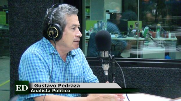 Pedraza: Gabriela Zapata agravó la situación del presidente Evo Morales