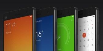 Los móviles Xiaomi que actualizarán a MIUI 8.2