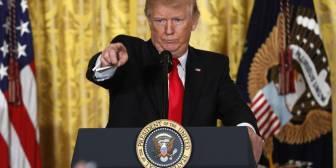 ¿Está loco Trump?