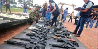 Bolivia: ¿arsenal del PCC?