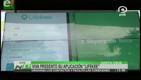 Telefónica trae a Bolivia innovadora aplicación