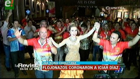 Comparsa Flojonazos coronó a Iciar Díaz