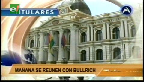 Video titulares de noticias de TV – Bolivia, noche del lunes 6 de febrero de 2017