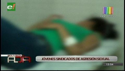 Tres adolescentes fueron aprehendidos por abuso sexual
