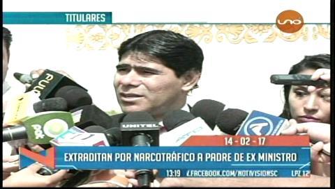 Video titulares de noticias de TV – Bolivia, mediodía del martes 14 de febrero de 2017