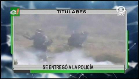 Video titulares de noticias de TV – Bolivia, noche del jueves 9 de febrero de 2017