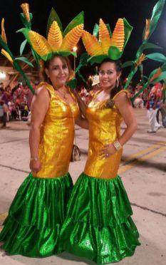 Flojonasos genuinos: Yamile Medina y Sonia Suarez