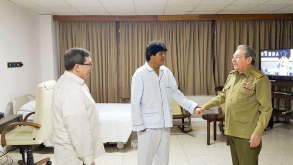 Evo Morales reitera que Chile lo engañó con la salida al mar