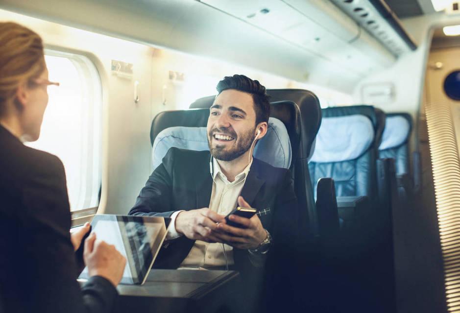 Los aviones heredaron la división tradicional de los trenes. (iStock)
