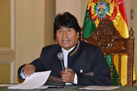 Presidente Evo Morales felicita a todas las Mujeres en el Día Internacional y anuncia decreto Vida digna de las mujeres Bolivianas . Foto: ABI